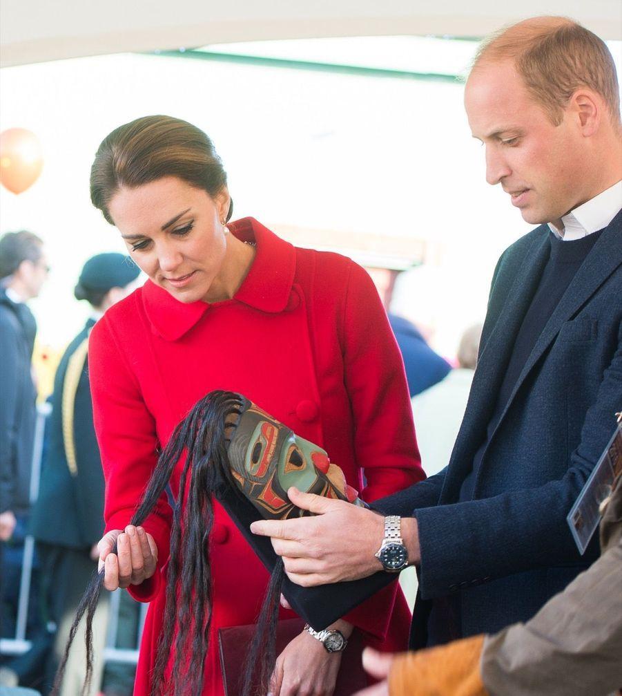Kate et William envoient un tweet en morse