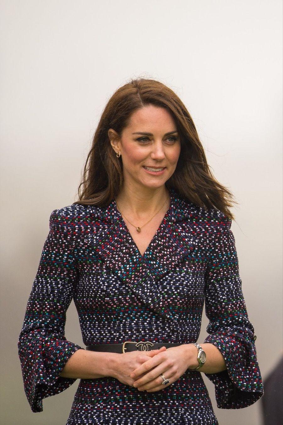 Kate Middleton Et Le Prince William Jouent Au Rugby Sur L'esplanade Du Trocadéro 33