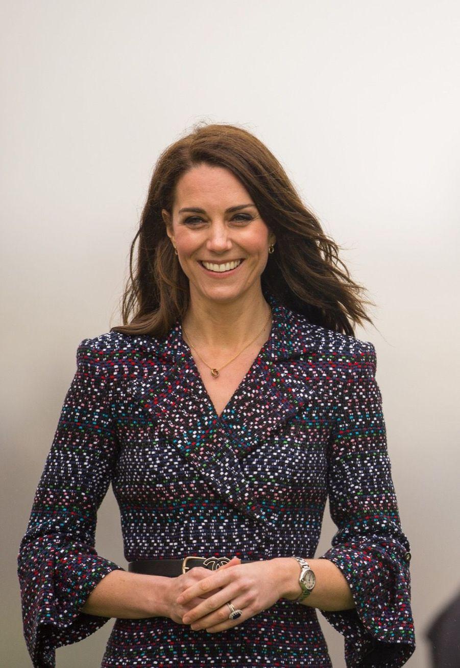 Kate Middleton Et Le Prince William Jouent Au Rugby Sur L'esplanade Du Trocadéro 38