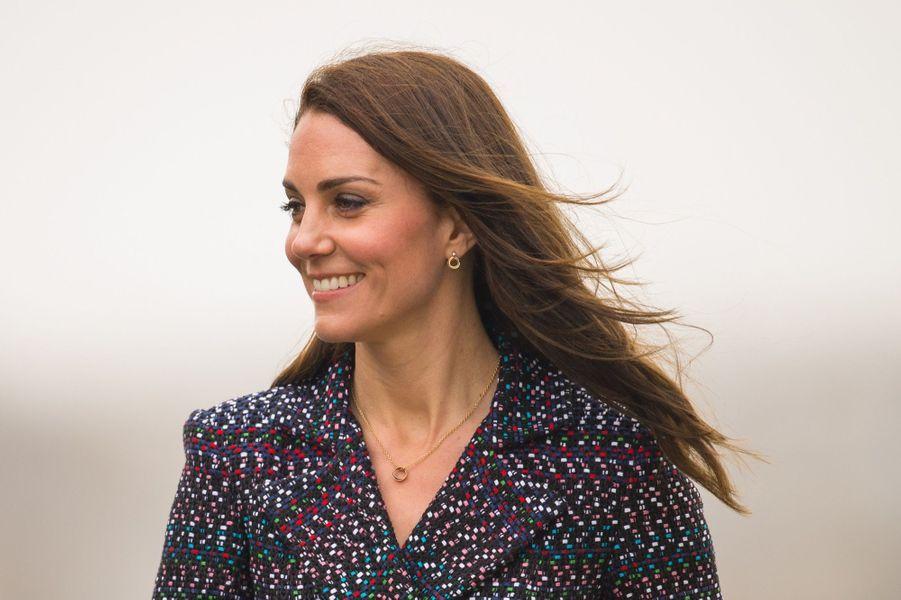 Kate Middleton Et Le Prince William Jouent Au Rugby Sur L'esplanade Du Trocadéro 39