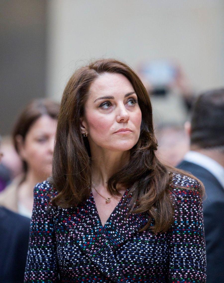 Kate Middleton Et Le Prince William Au Musée D'Orsay 21