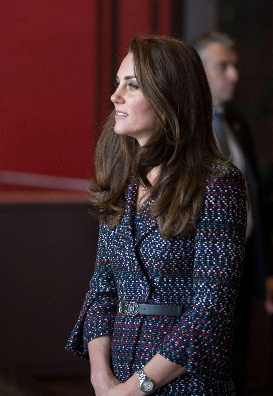 Kate Middleton Et Le Prince William Au Musée D'Orsay 25
