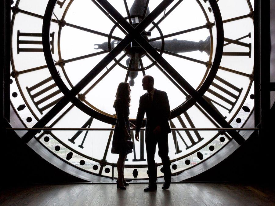 Kate Middleton Et Le Prince William Au Musée D'Orsay 27