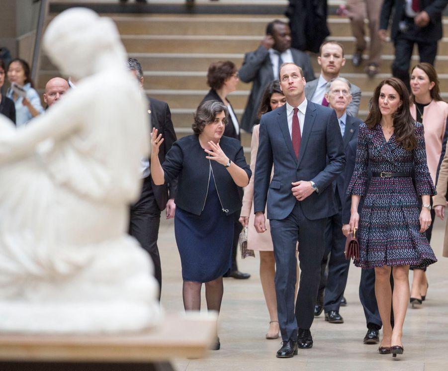 Kate Middleton Et Le Prince William Au Musée D'Orsay 3