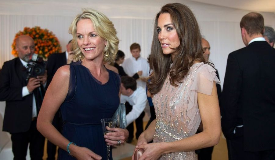 Kate et Elizabeth Murdoch