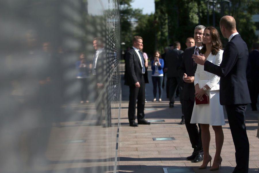 Kate Et William, Première Journée De Visite À Varsovie 22