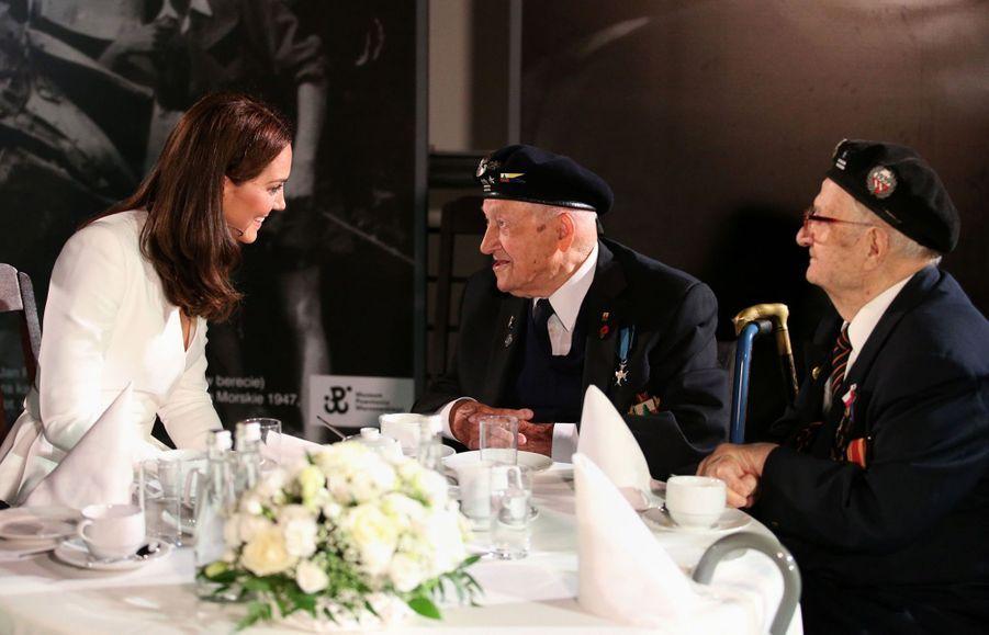 Kate Et William, Première Journée De Visite À Varsovie 28