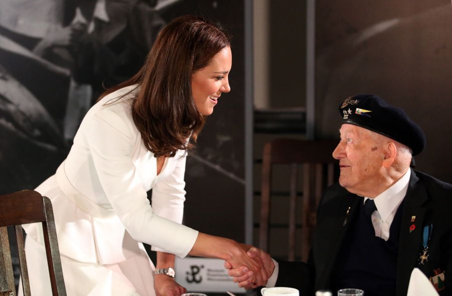 Kate Et William, Première Journée De Visite À Varsovie 31