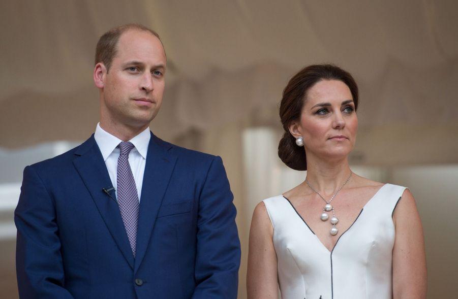Kate Et William, Première Journée De Visite À Varsovie 53