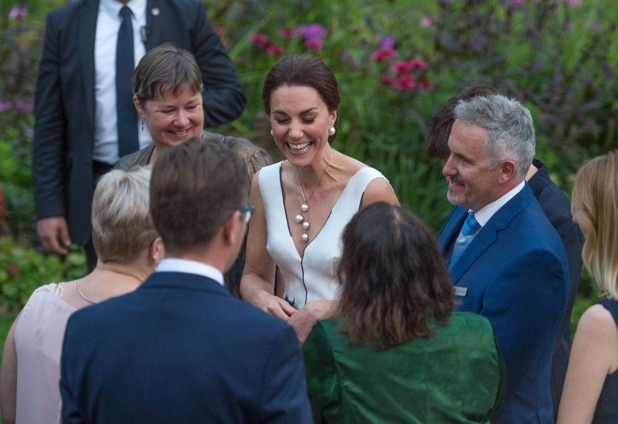 Kate Et William, Première Journée De Visite À Varsovie 57