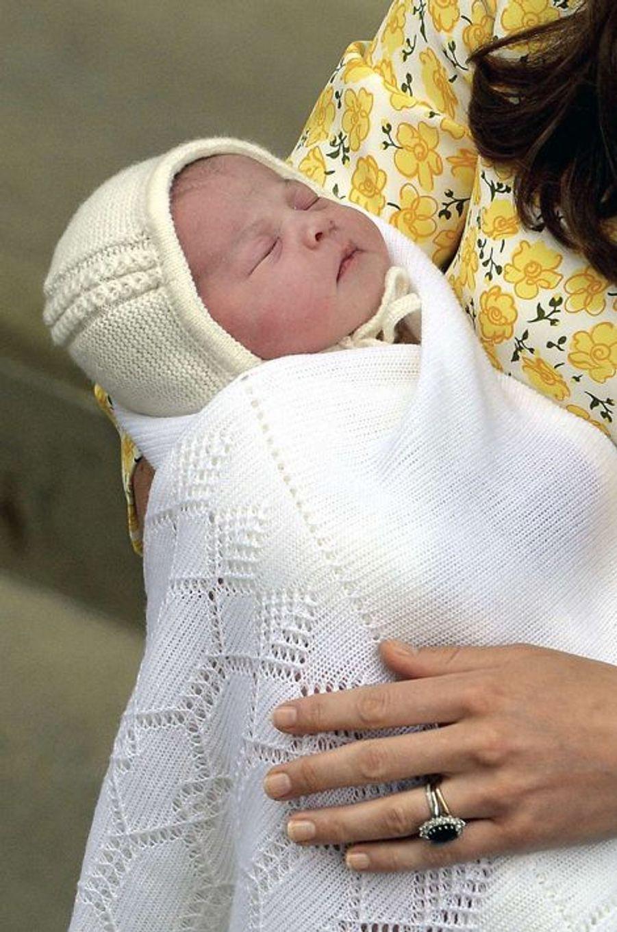 Kate et William : voici notre princesse