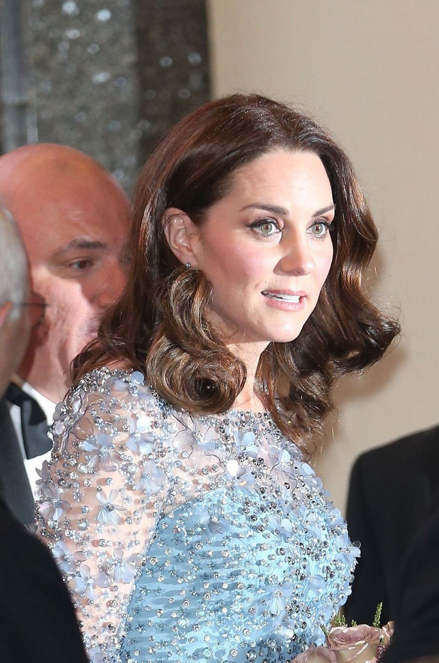 Kate Middleton à Londres, le 24 novembre 2017