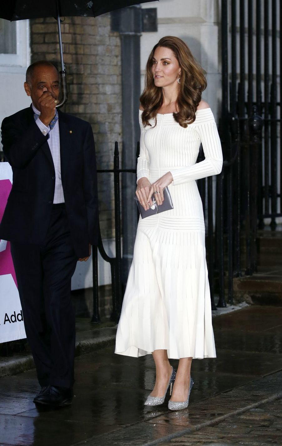 Kate Middleton à Londres, le 12 juin 2019
