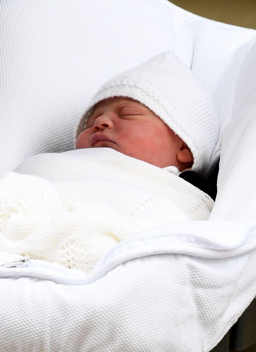 Les Premières Photos Du Royal Baby N°3 2