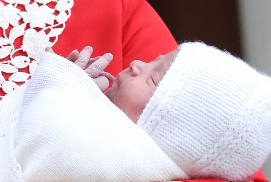 Les Premières Photos Du Royal Baby N°3 3