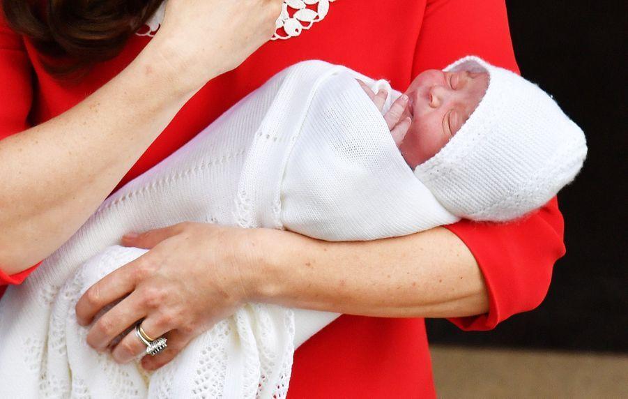 Les Premières Photos Du Royal Baby N°3 6