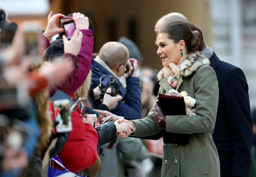Kate Middleton Et Victoria De Suède, Les Retrouvailles 11