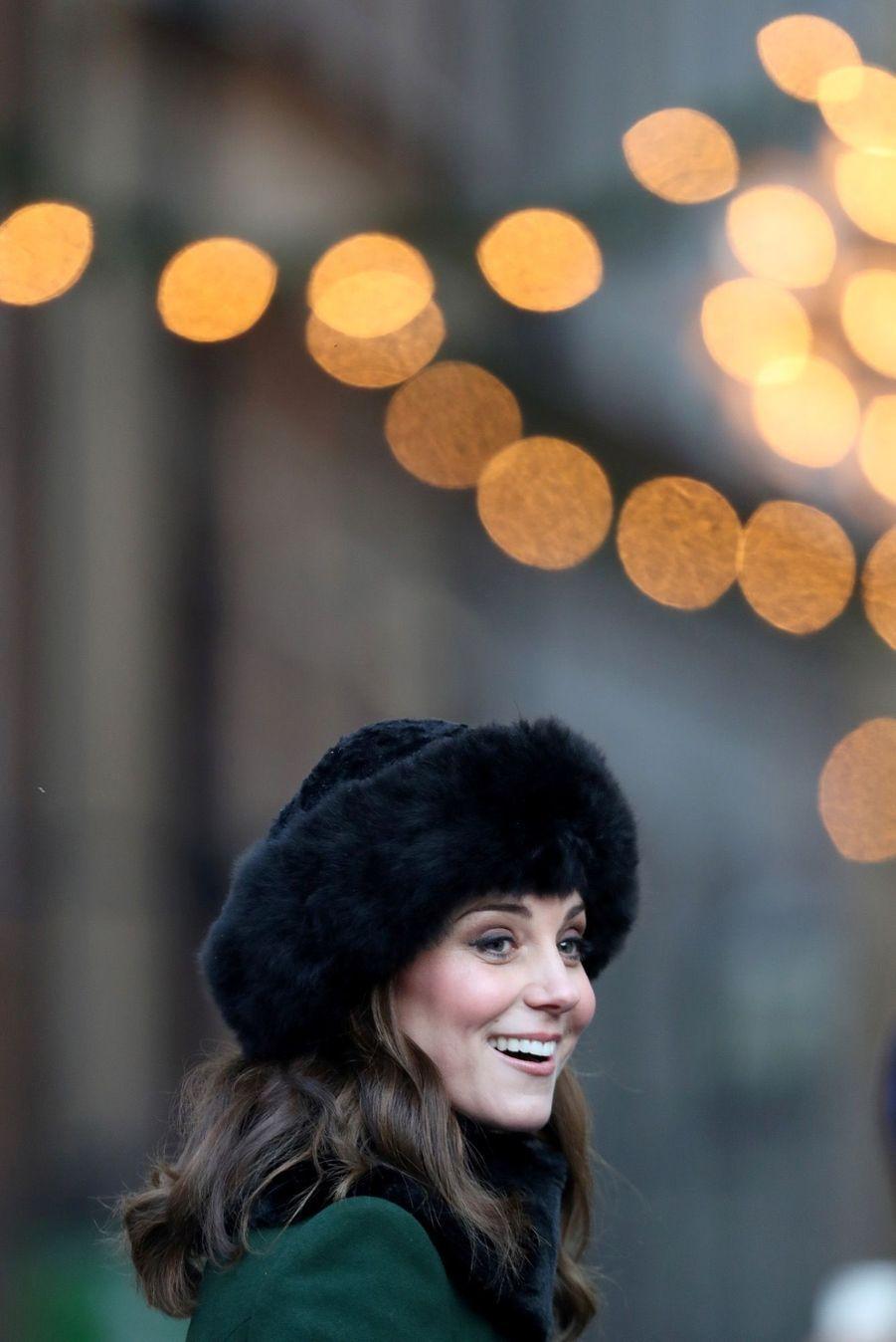 Kate Middleton Et Victoria De Suède, Les Retrouvailles 17