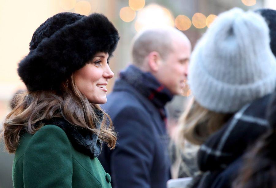 Kate Middleton Et Victoria De Suède, Les Retrouvailles 8