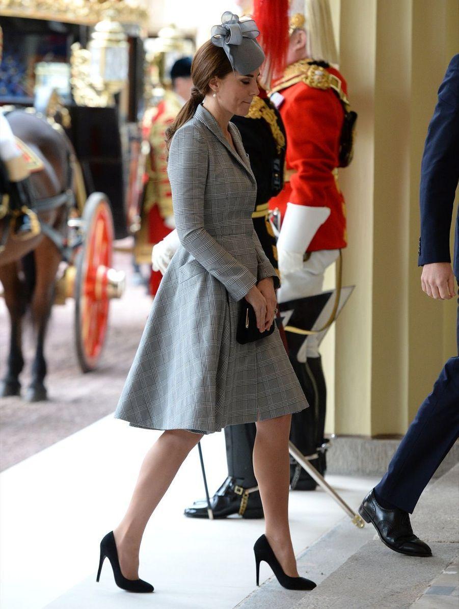 Kate est de retour