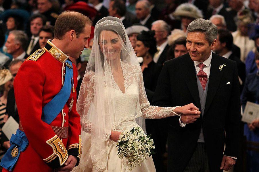 Le mariage de Kate Middleton et du prince William, le 29 avril 2011