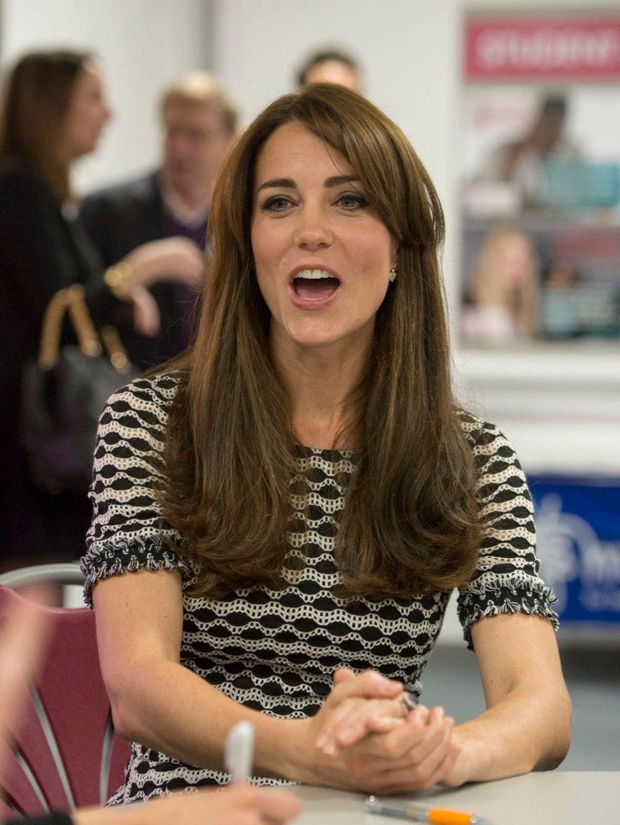 Kate et William unis pour soigner les esprits