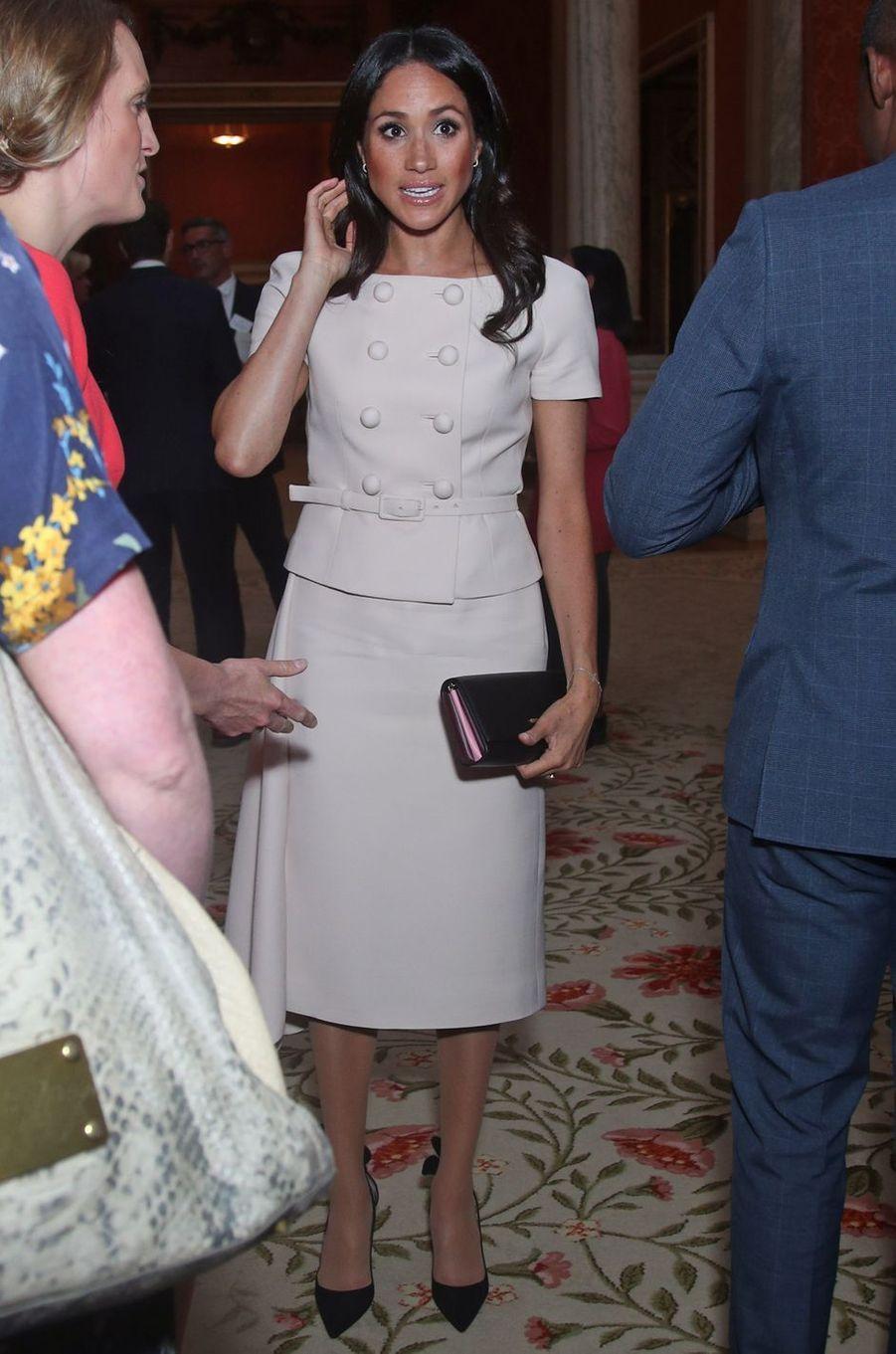 Meghan, la duchesse de Sussex, le 26 juin 2018