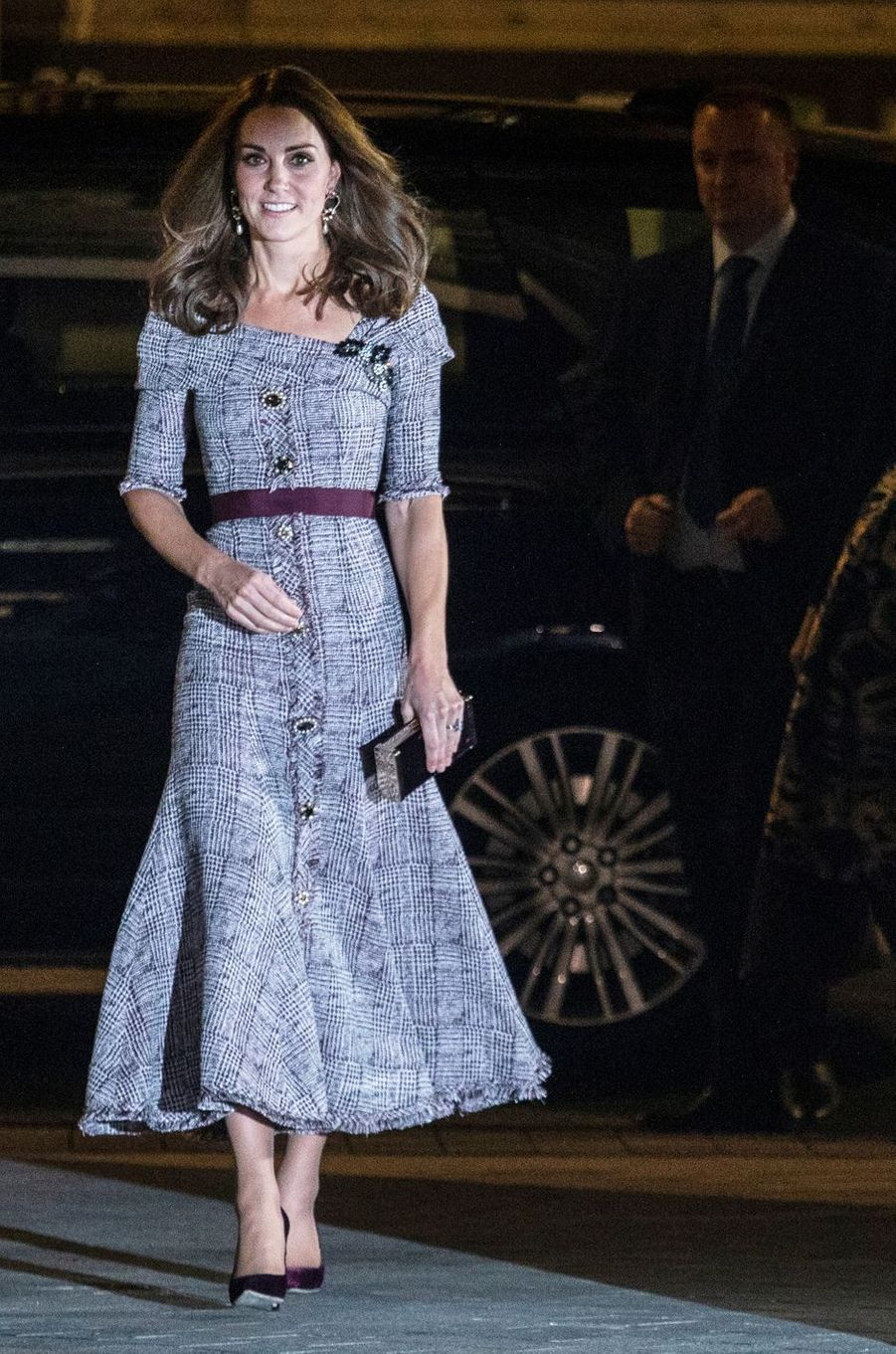 Kate, la duchesse de Cambridge, le 10 octobre 2018