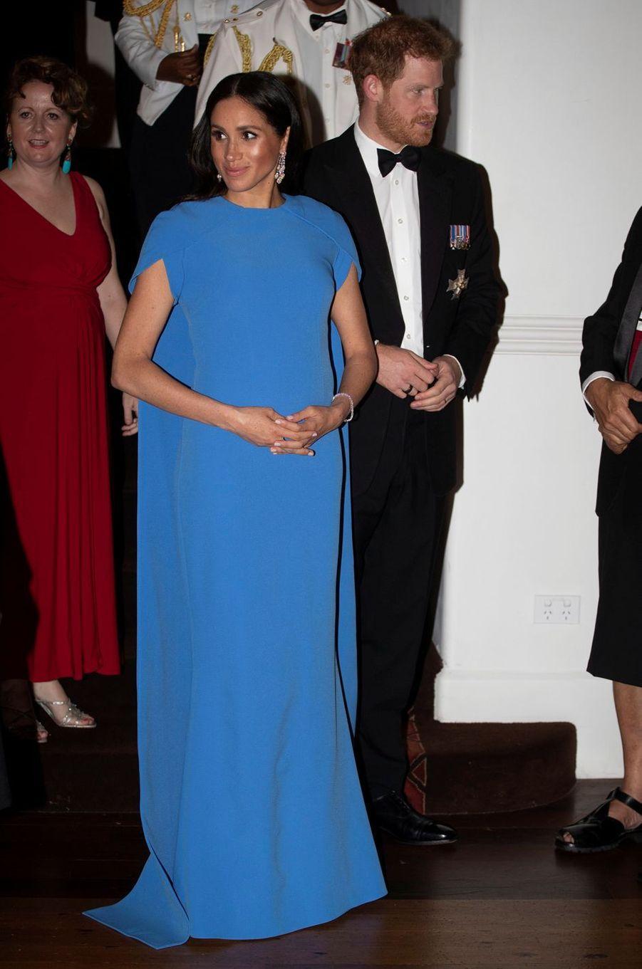 Meghan, la duchesse de Sussex, le 23 octobre 2018