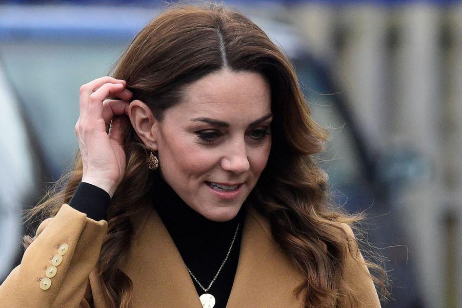 Kate Middleton en visite mercredi dans un établissement pour enfants, au Pays de Galles