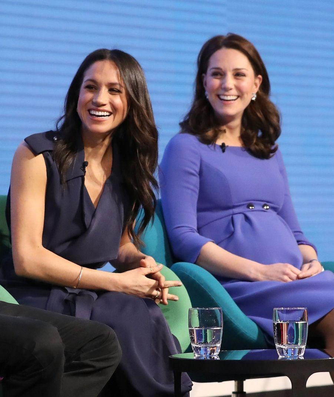 Kate Middleton, Meghan Markle, Harry Et William Lancent Le Premier Forum Annuel De Leur Royal Foundation 27