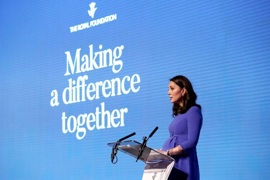 Kate Middleton, Meghan Markle, Harry Et William Lancent Le Premier Forum Annuel De Leur Royal Foundation 28