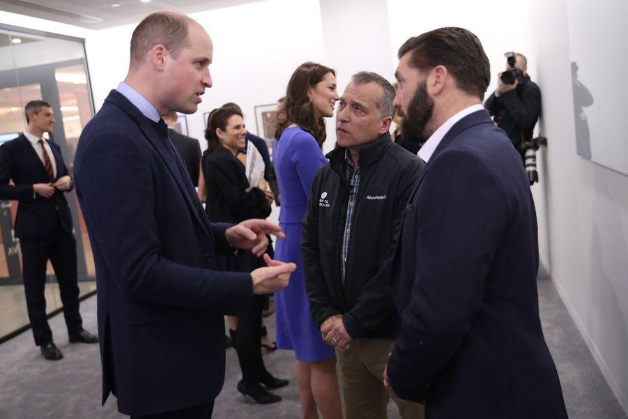 Kate Middleton, Meghan Markle, Harry Et William Lancent Le Premier Forum Annuel De Leur Royal Foundation 34