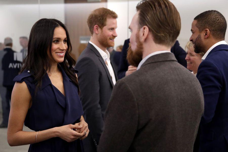 Kate Middleton, Meghan Markle, Harry Et William Lancent Le Premier Forum Annuel De Leur Royal Foundation 35