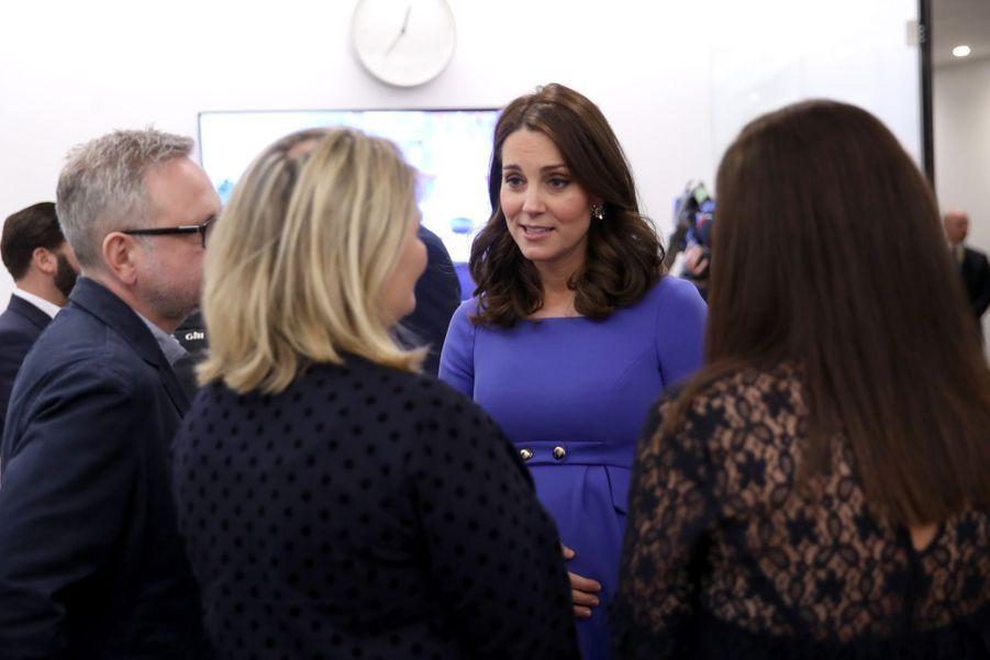 Kate Middleton, Meghan Markle, Harry Et William Lancent Le Premier Forum Annuel De Leur Royal Foundation 37