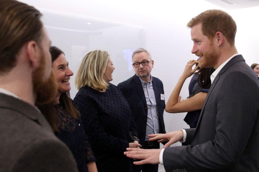 Kate Middleton, Meghan Markle, Harry Et William Lancent Le Premier Forum Annuel De Leur Royal Foundation 40