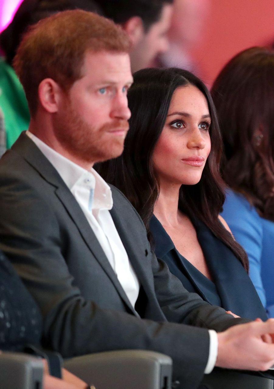 Kate Middleton, Meghan Markle, Harry Et William Lancent Le Premier Forum Annuel De Leur Royal Foundation 42