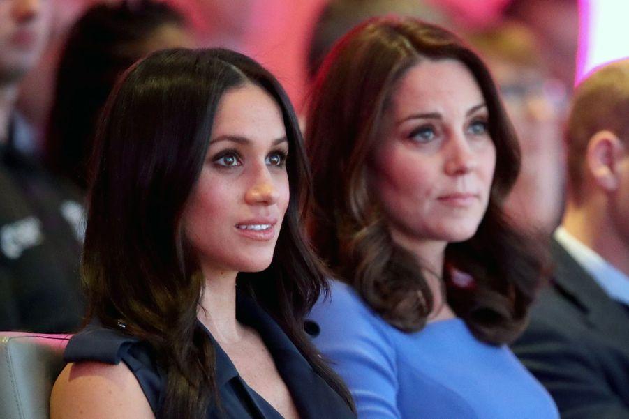 Kate Middleton, Meghan Markle, Harry Et William Lancent Le Premier Forum Annuel De Leur Royal Foundation 43