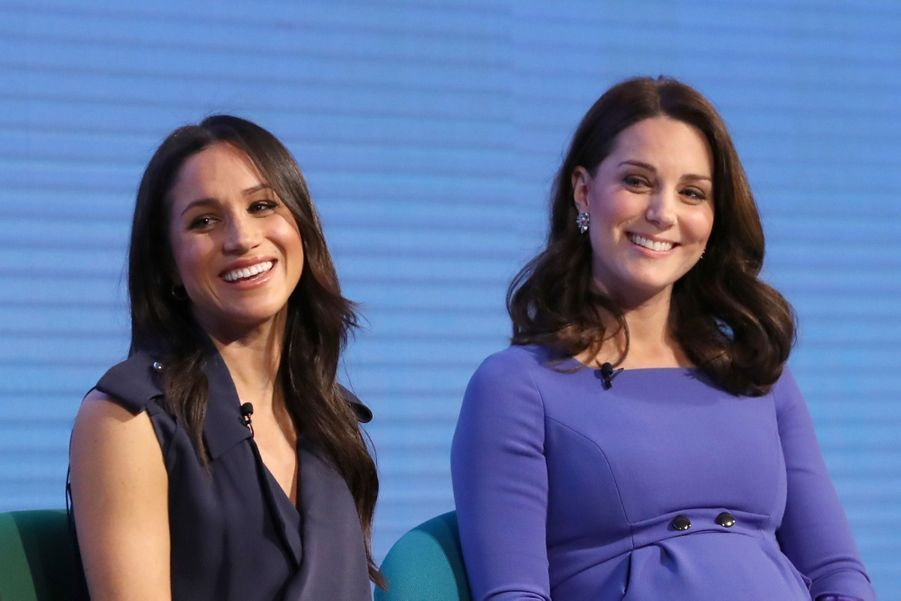 Kate Middleton, Meghan Markle, Harry Et William Lancent Le Premier Forum Annuel De Leur Royal Foundation 8