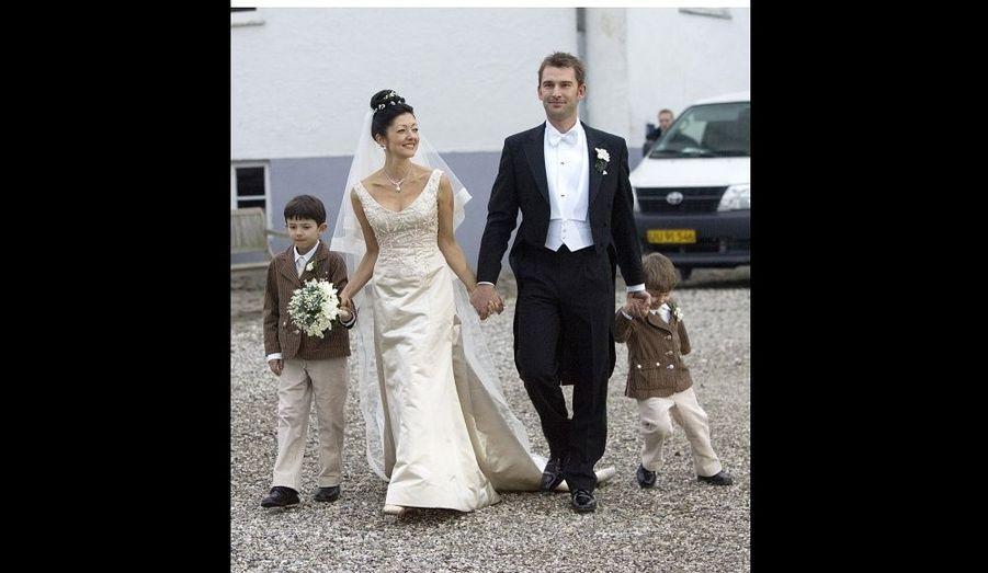 La princesse Alexandra du Danemark