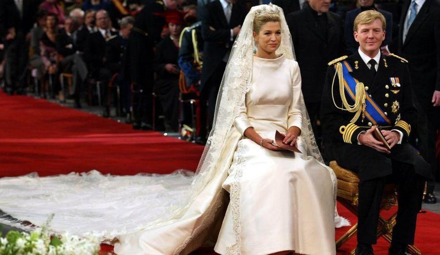 La princesse Maxima des Pays-Bas