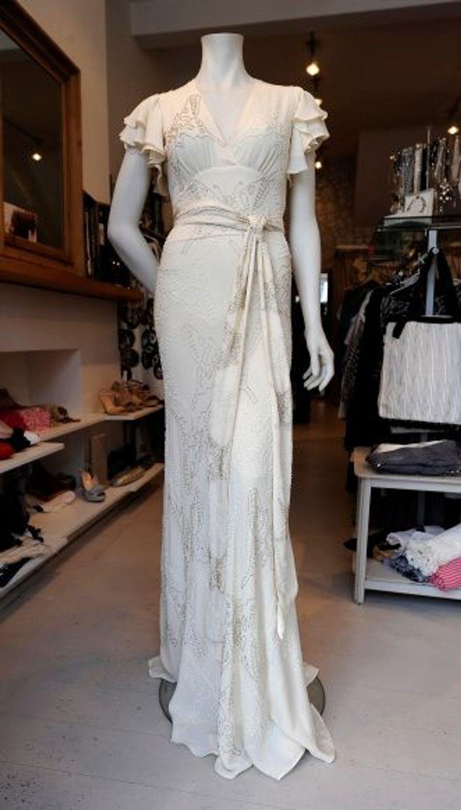Libélula, marque créée par la jeune styliste britannique Sophie Cranston.