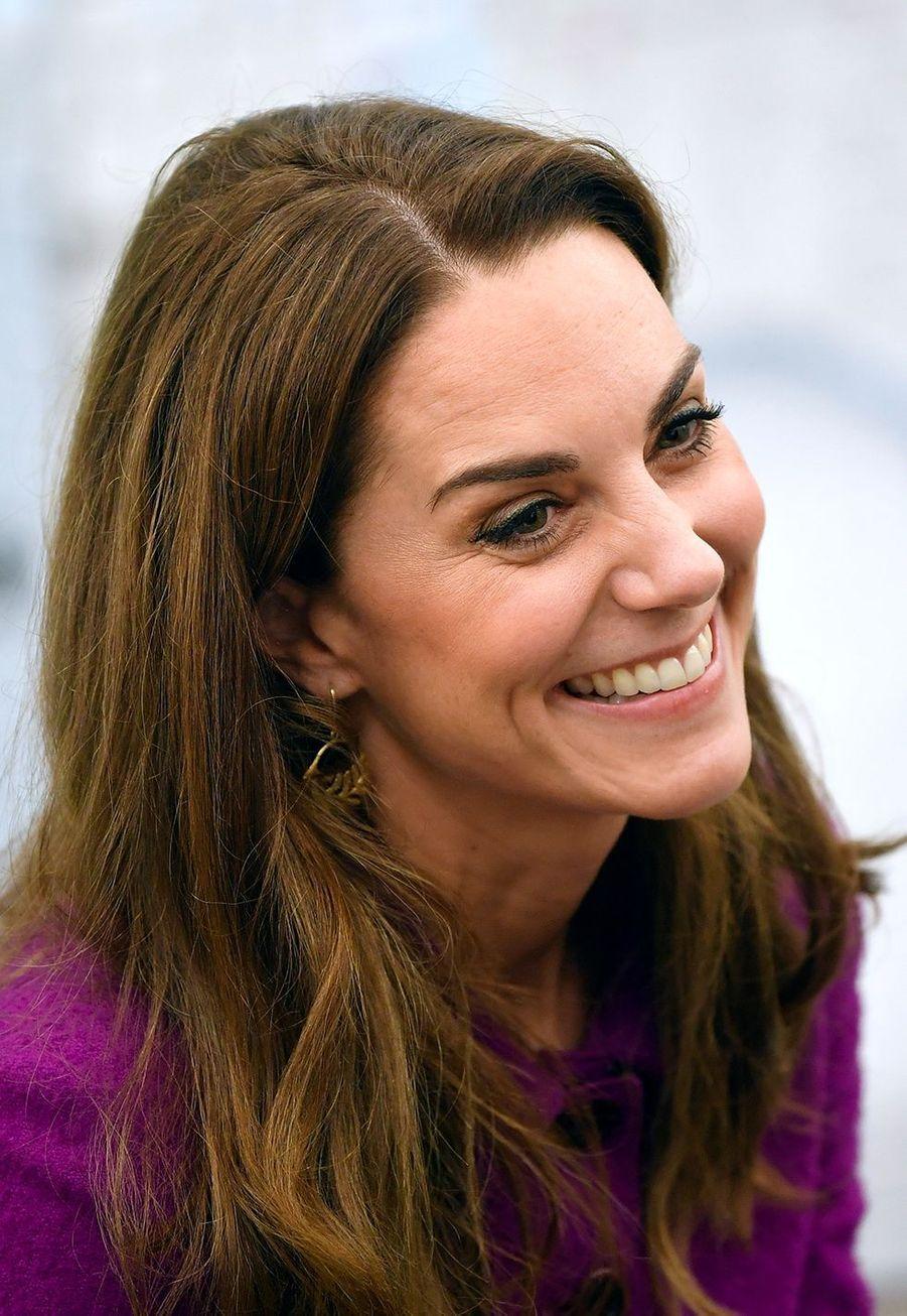 Kate Middleton a inauguré un hôpital vendredi dans leNorfolk