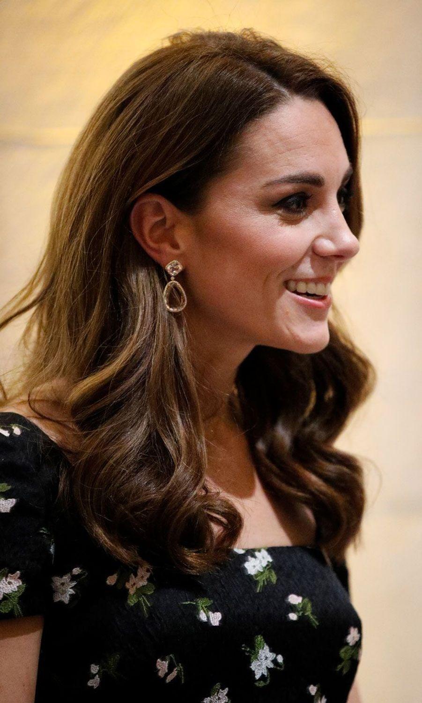 Kate Middleton à la National Portrait Gallery