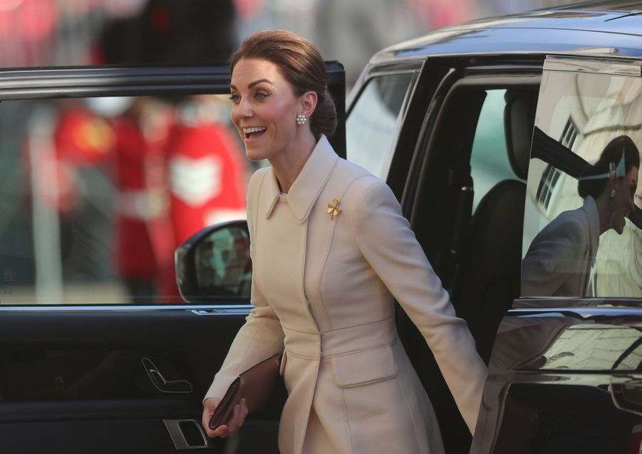 Kate Middleton à Londres, le 6 juin 2019
