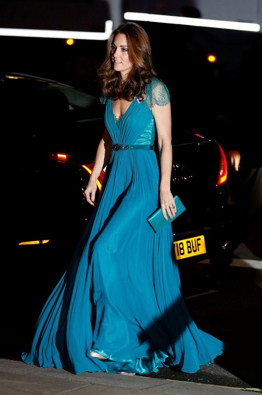 Kate Middleton à Londres le 9 novembre 2018