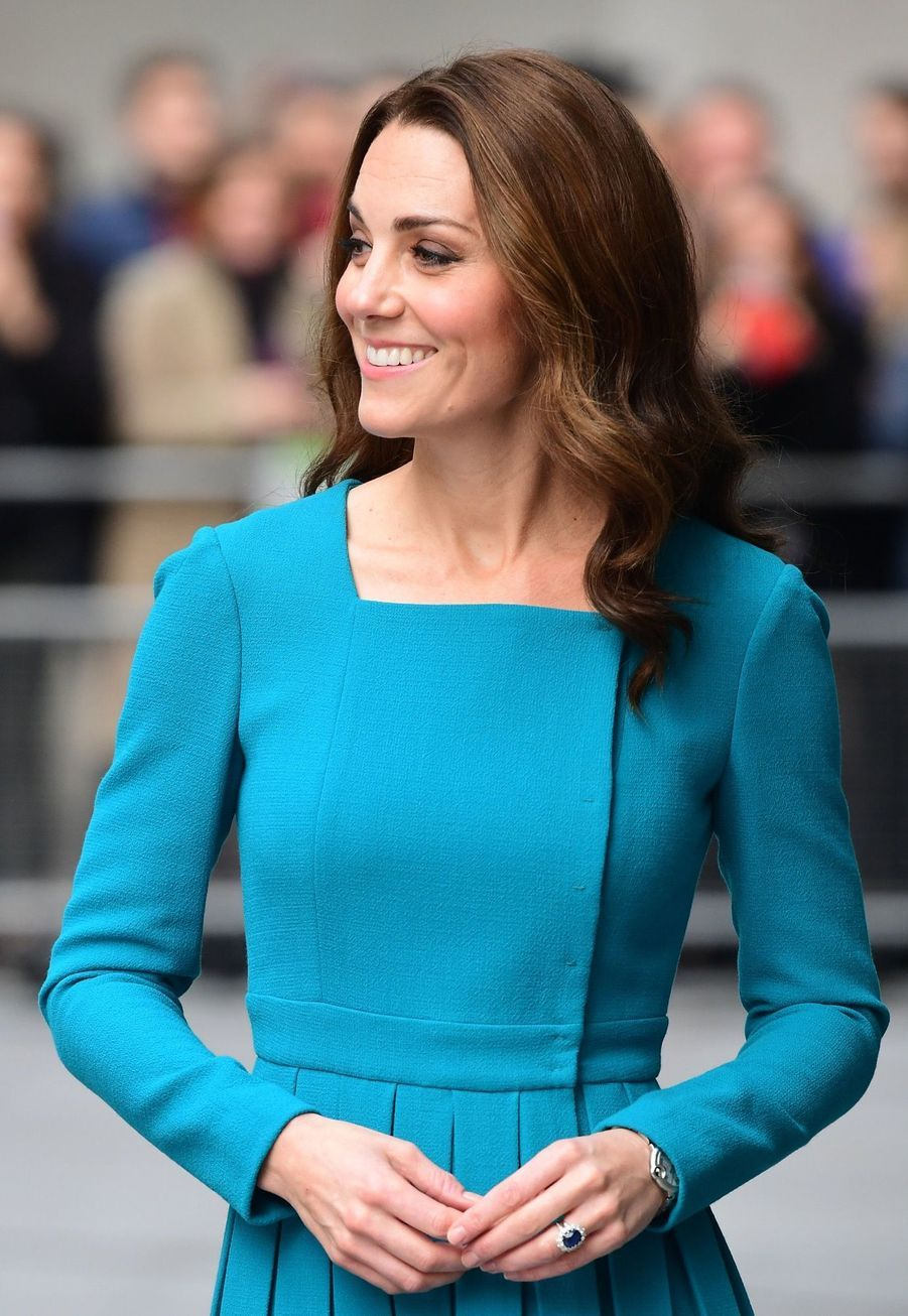 Kate Et William Au Siège De La BBC ( 1
