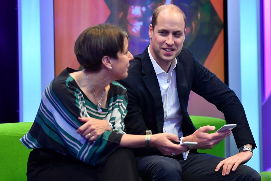 Kate Et William Au Siège De La BBC ( 15