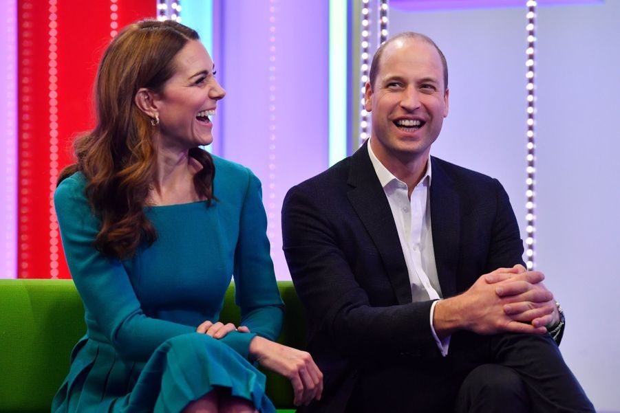 Kate Et William Au Siège De La BBC ( 16