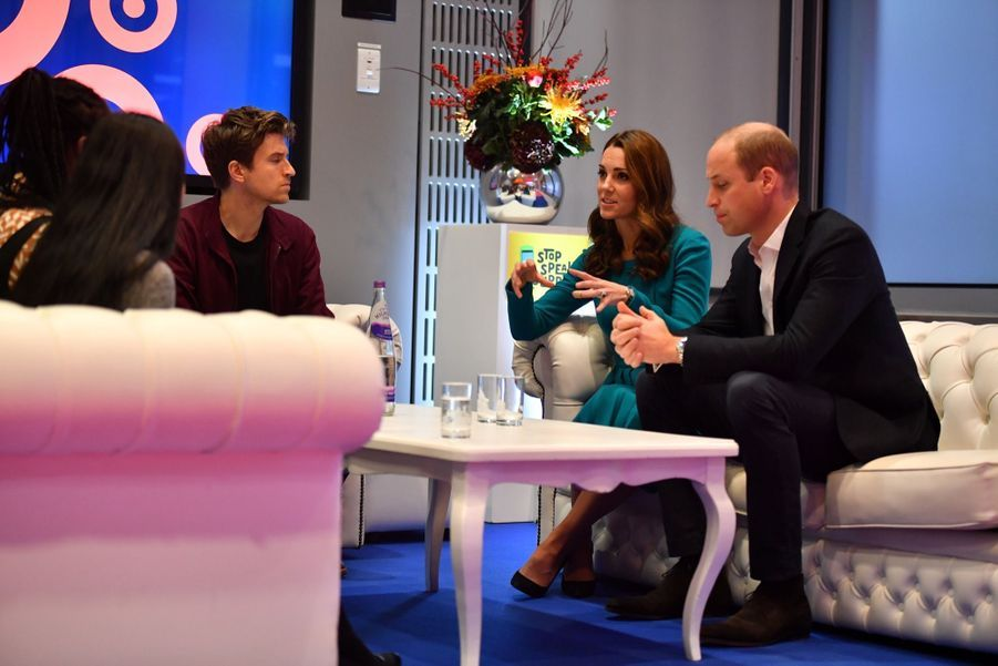 Kate Et William Au Siège De La BBC ( 19